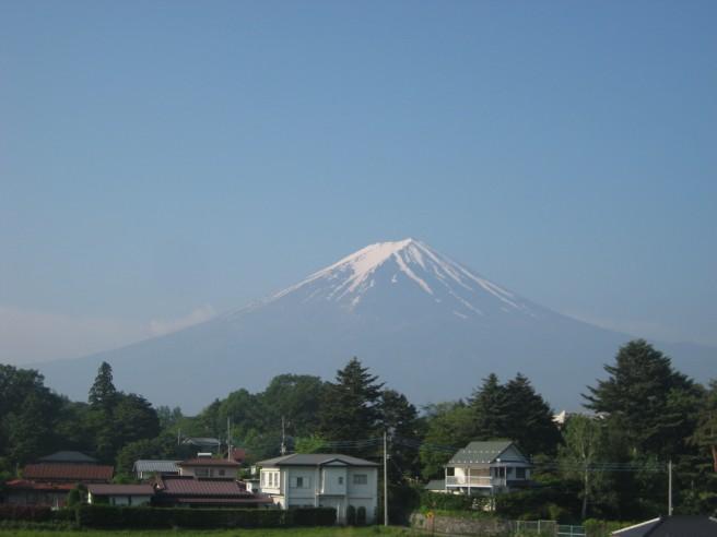 6月6日富士山