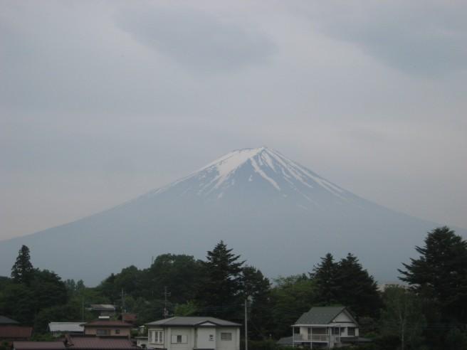 6月7日富士山