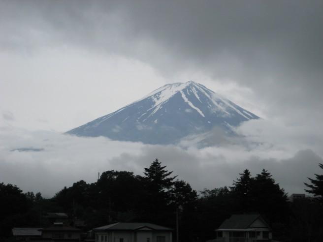 6月18日富士山
