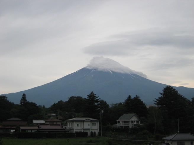 6月23日富士山