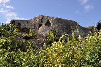 岩屋巨石3