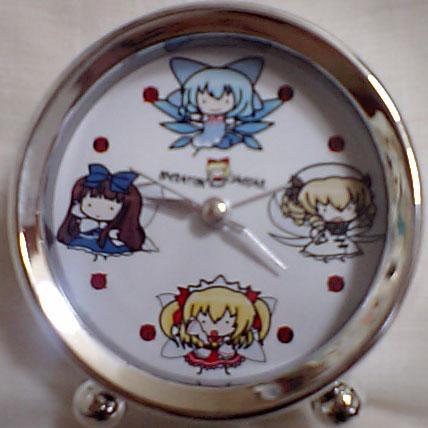妖精時計小