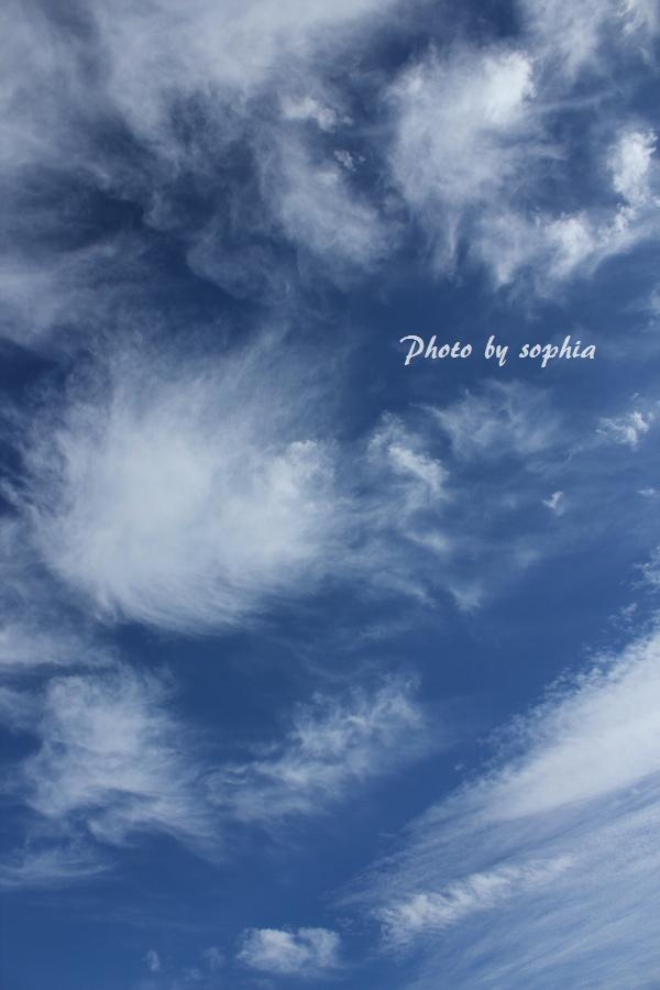 2013年10月21日の空