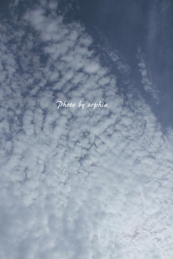 2013年10月23日の空