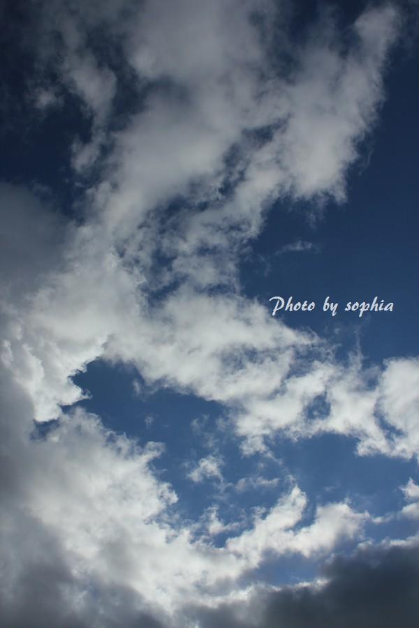 2013年11月13日の空