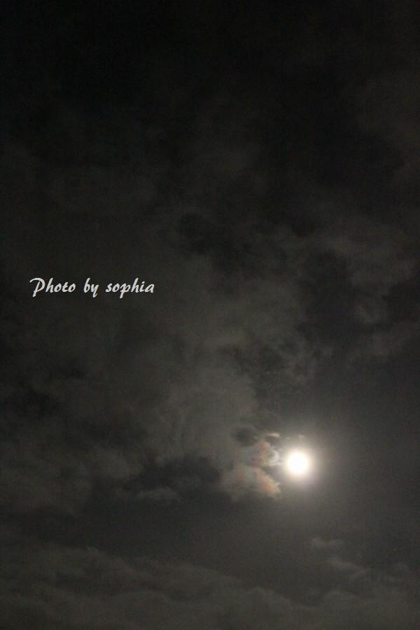 2013年12月18日の空