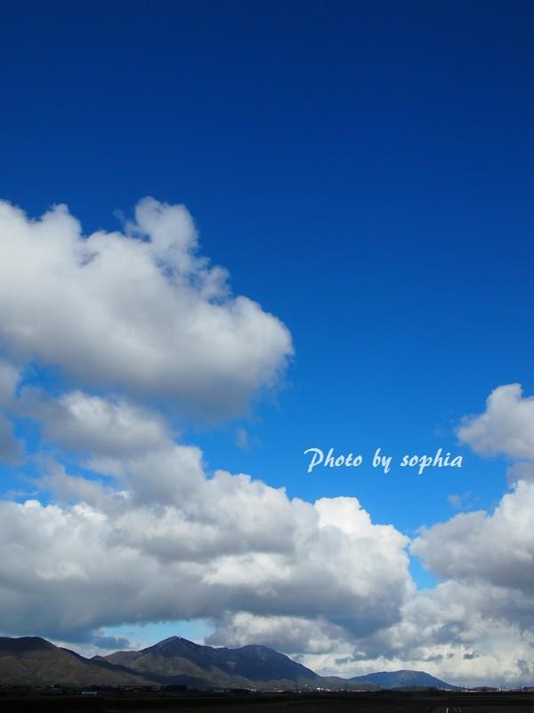 2013年12月22日の空