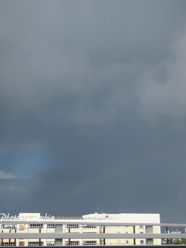 2013年12月22日・虹