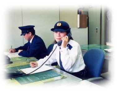 女性警察官2