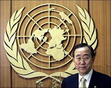 【国連事務総長】潘基文(韓国人)