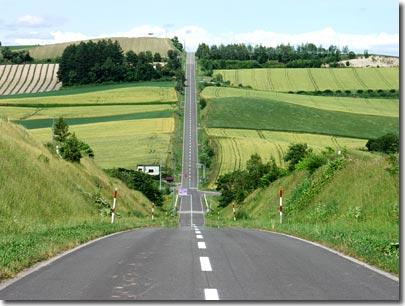 ◆道・・・平坦な道