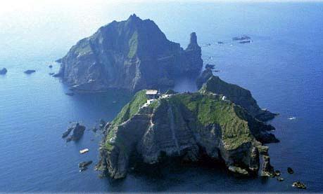 ◆竹島(独島) 7506