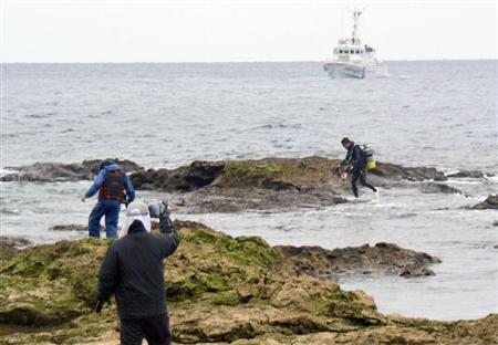 尖閣諸島 2012.1.3