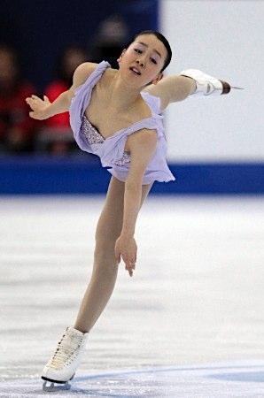 ・・・フィギュアスケート世界選手権