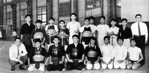 中学剣道部