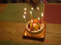 リッキー誕生日2010_05