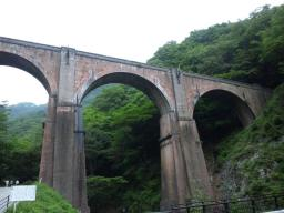 橋の形状をしためがね・・・ (6)
