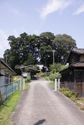 円田駅全景