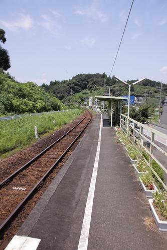 原田駅ホームその2