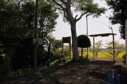 細谷駅入口