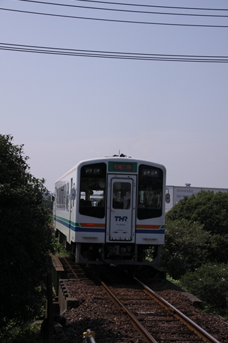 西掛川駅と電車