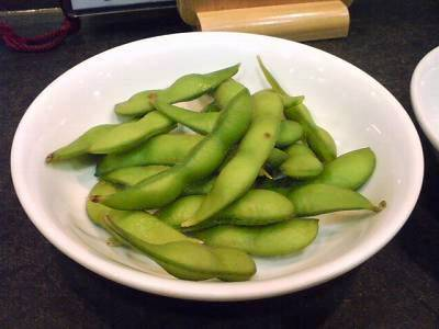 三種の神器 枝豆