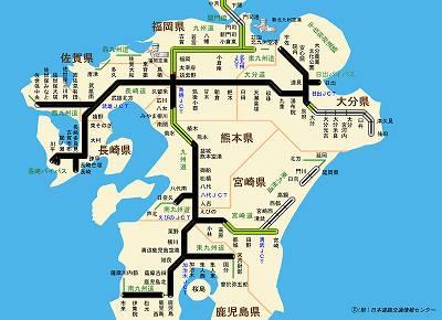 JARTIC高速情報九州