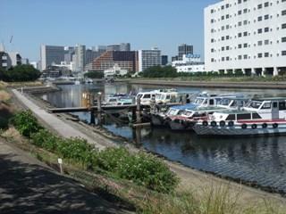 勝島運河 1