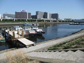 勝島運河 2