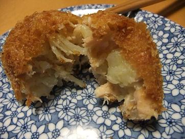 鮭コロッケ2