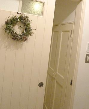 脱衣室リース+扉