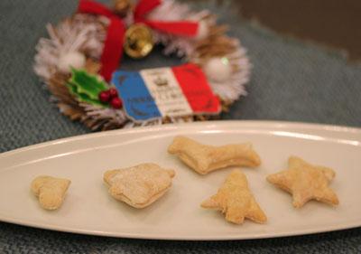 クリスマスワンコクッキー