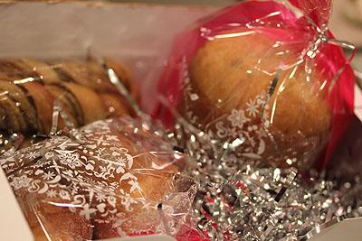 奇跡のパン