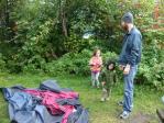camping in Hope 2