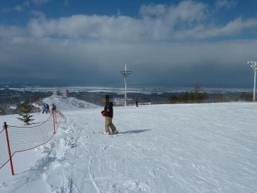 暴走スキーヤー