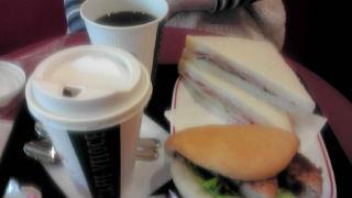 二日目の朝飯