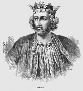 イングランド王 エドワード1世