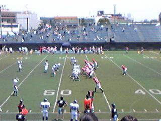 20110522第1試合ユニシスのスタンド