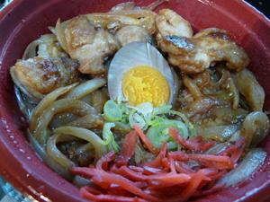 陶板味噌焼き丼P1050552