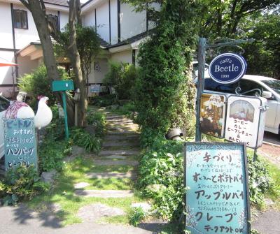 パンチ家の夏休み旅行 NO.1