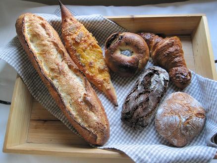 concentmarketのパン