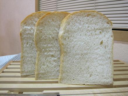 食パン断面2010.09.27