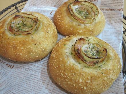 玉ねぎパン2.2010.11.8