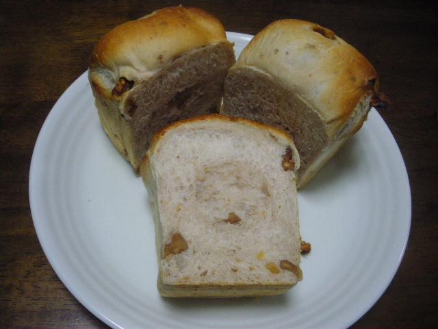 くるみの食パン