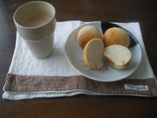 はちみつのパン2