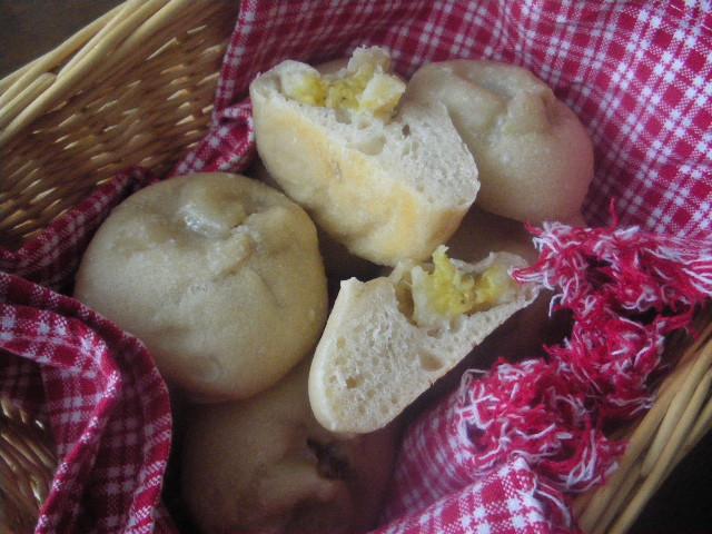 バナナのパン 低温長時間発酵