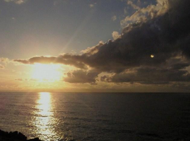 130827夕陽