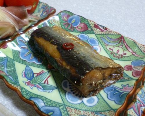 130929秋刀魚柔らか煮