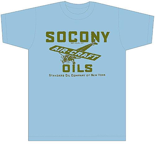 socony oils t