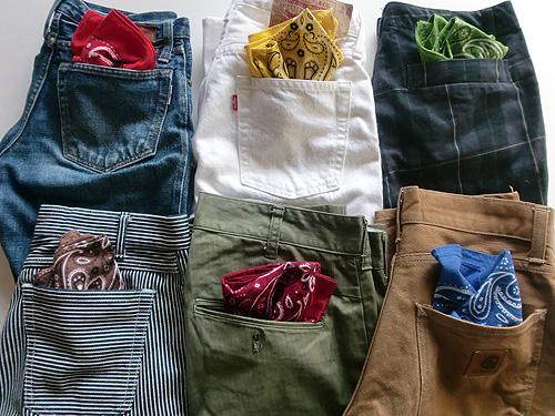 bandana & pants